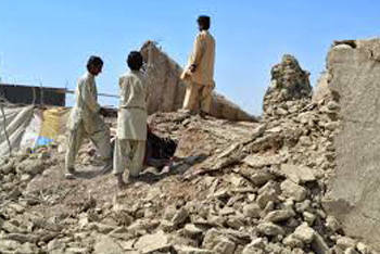 Relief Efforts for Baluchistan Earthquake