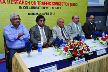 Research on Traffic Congestion 2012-13