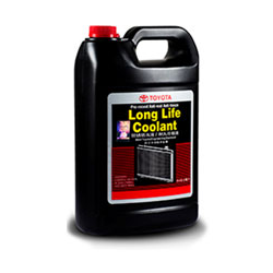 Toyota Genuine Long Life Coolant Indus Motor Company Limited