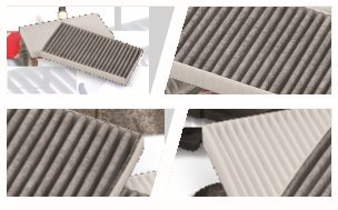 air filter use Indus Motor Company Limited