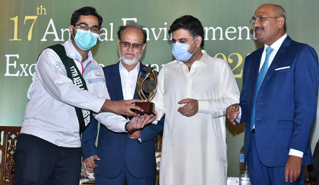 NFEH Award Ceremony Indus Motor Company Limited