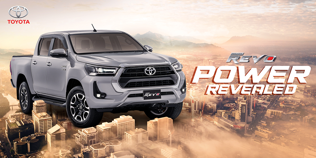 Indus Motor Unveils the New Hilux REVO