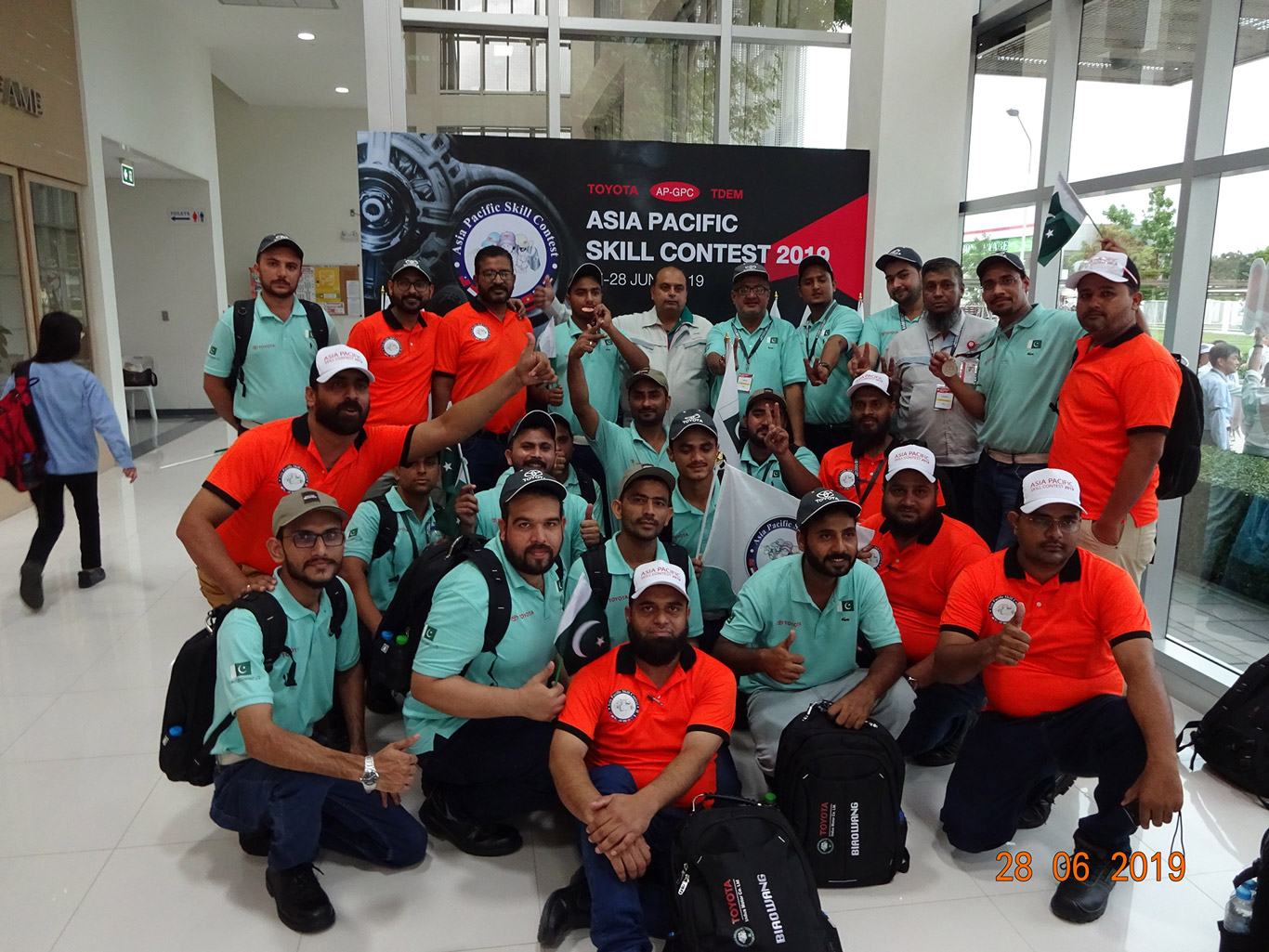 toyota asia pacific skill contest Indus Motor Company Limited
