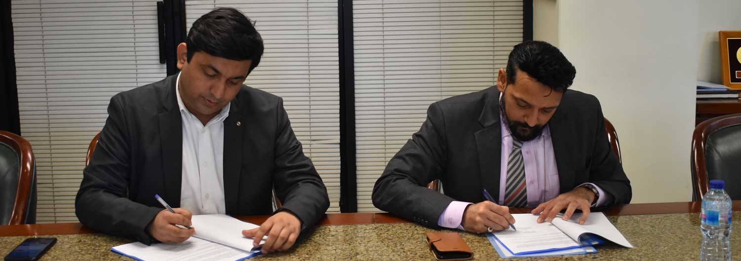 IMC Signs MoUs with Saylani Trust